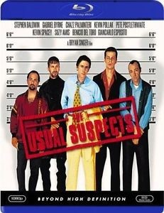 BLU-RAY MOVIE Blu-Ray THE USUAL SUSPECTS