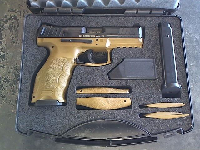 HECKLER & KOCH Pistol VP40 FDE