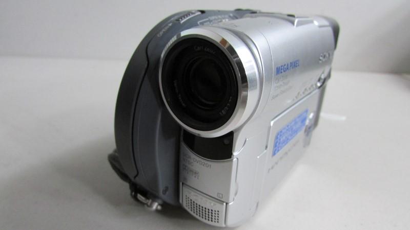 SONY Camcorder DCR-DVD201