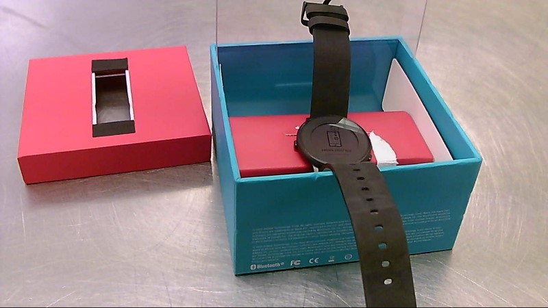 PEBBLE SMART WATCH Gent's Wristwatch TIME 20