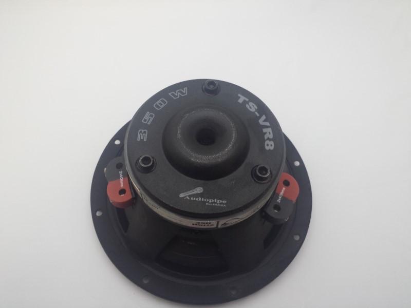 "AUDIO PIPE TS-VR8 350 Watts 4 Ohm 8"" Car Speaker Subwoofer (Single)"