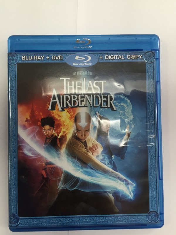 THE LAST AIRBENDER , FANTASY BLU-RAY MOVIE