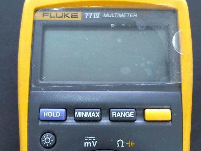 FLUKE Multimeter 77 IV