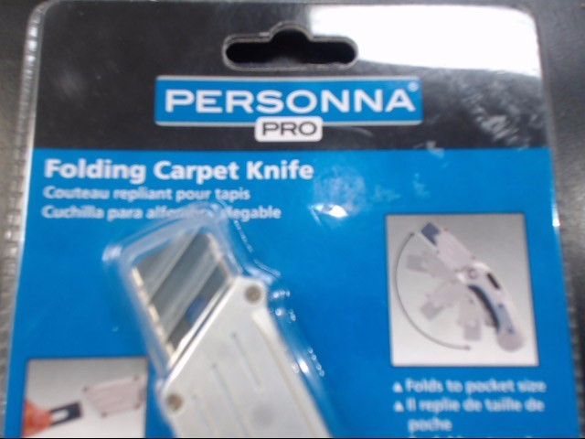 PERSONNA CARPET KNIFE 63-0222