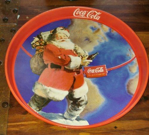 COCA COLA 1991 TRAY