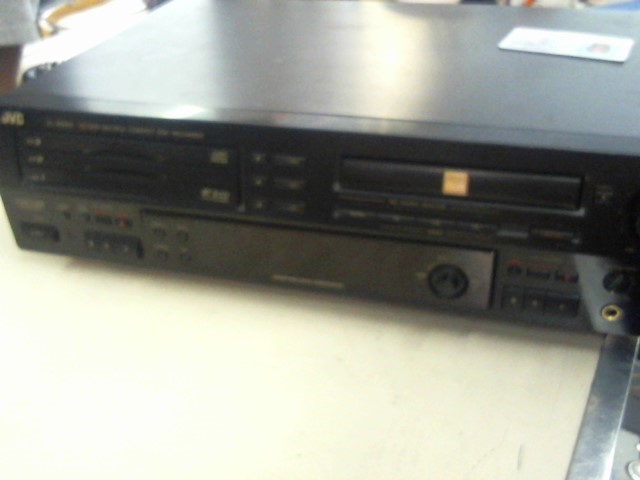 JVC CD Player & Recorder XL-R5000BK