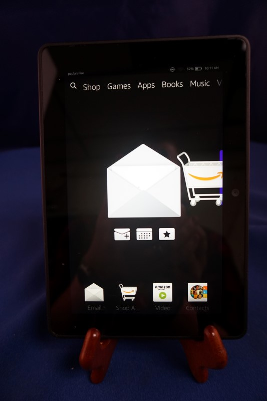 AMAZON FIRE HDX 3RD GENERATION