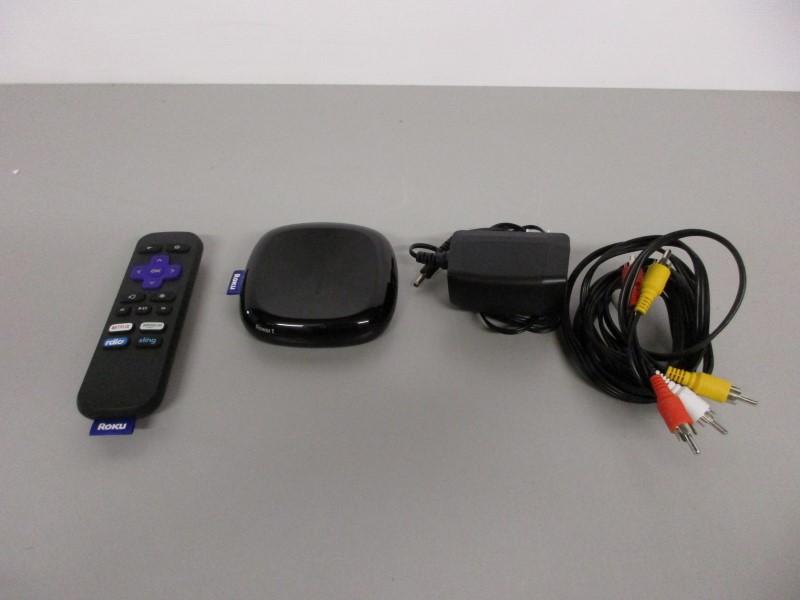 ROKU 1 DIGITAL HD STREAMING PLAYER