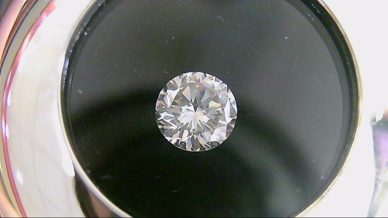 GIA Graduate Graded Loose I VS2 Round Diamond 0.65 Carat