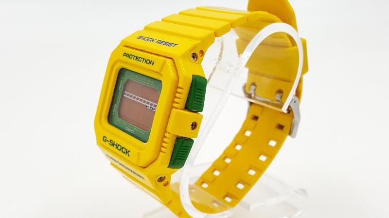Men's Casio Yellow & Green G-Shock Digital Sport Watch 3178