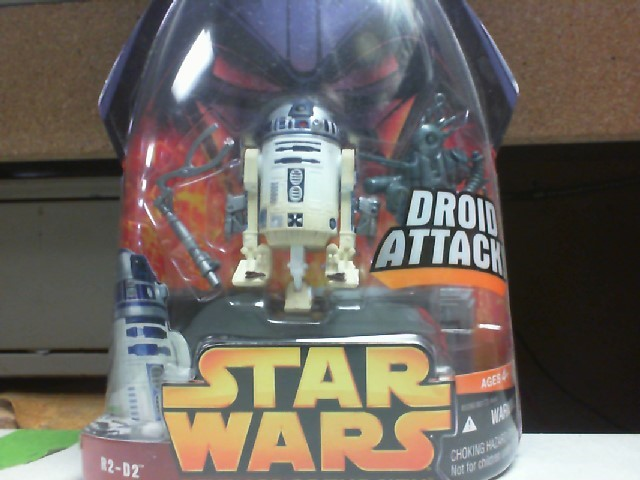 STAR WARS REVENGE OF THE SITH R2-D2