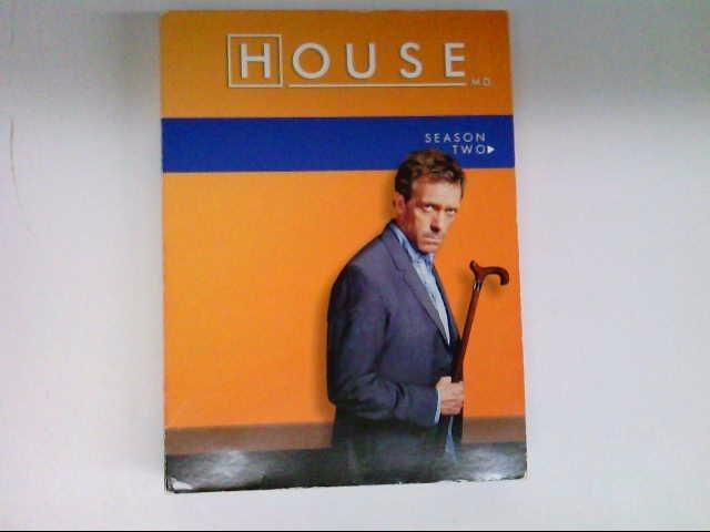 DVD HOUSE SEASON 2