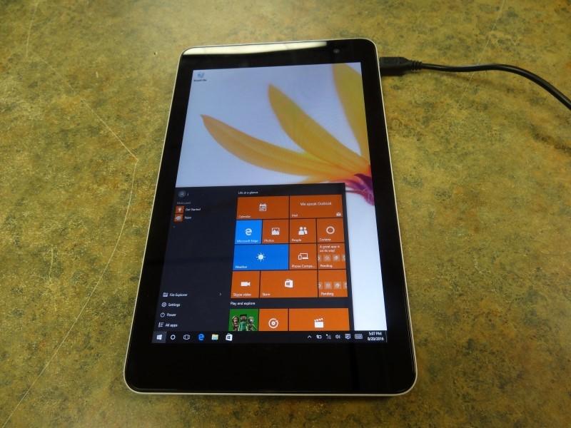DELL Tablet T01D