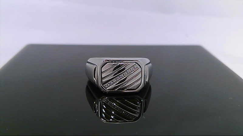 STAINLESS DAD RING