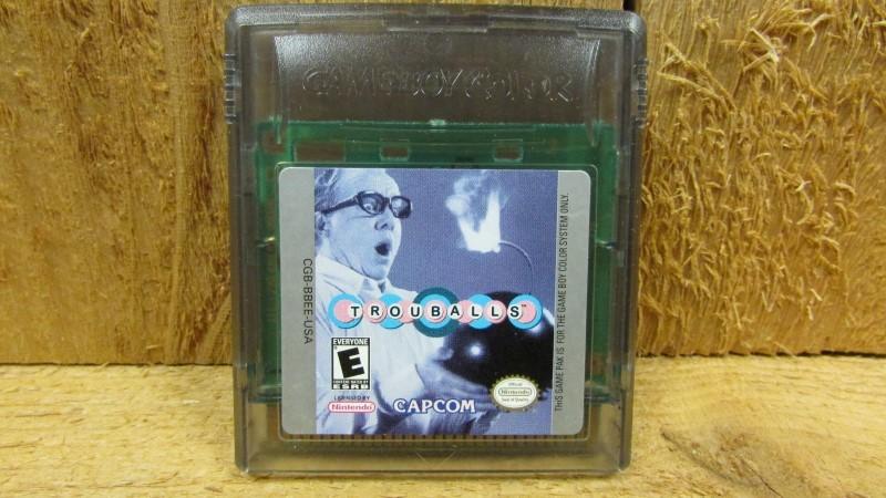 NINTENDO Vintage Game TROUBALLS