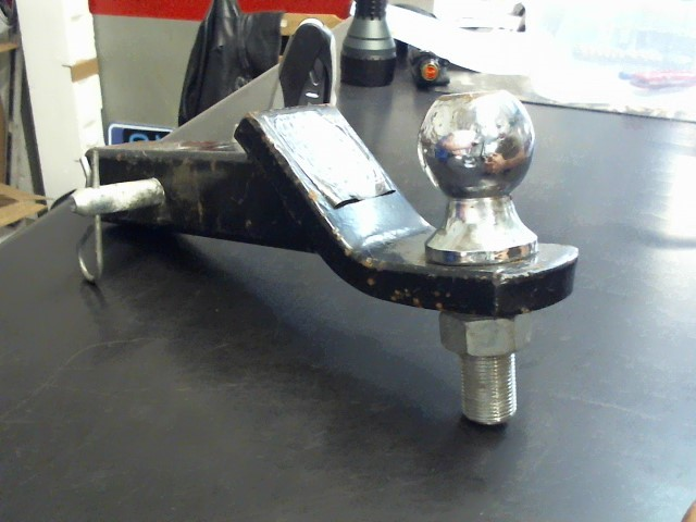 Other Vehicle Part TRAILER HITCH