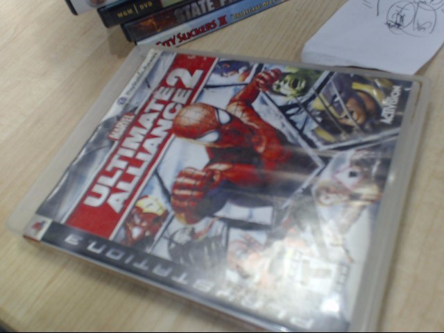 SONY Sony PlayStation 3 Game ULTIMATEALLIANCE 2