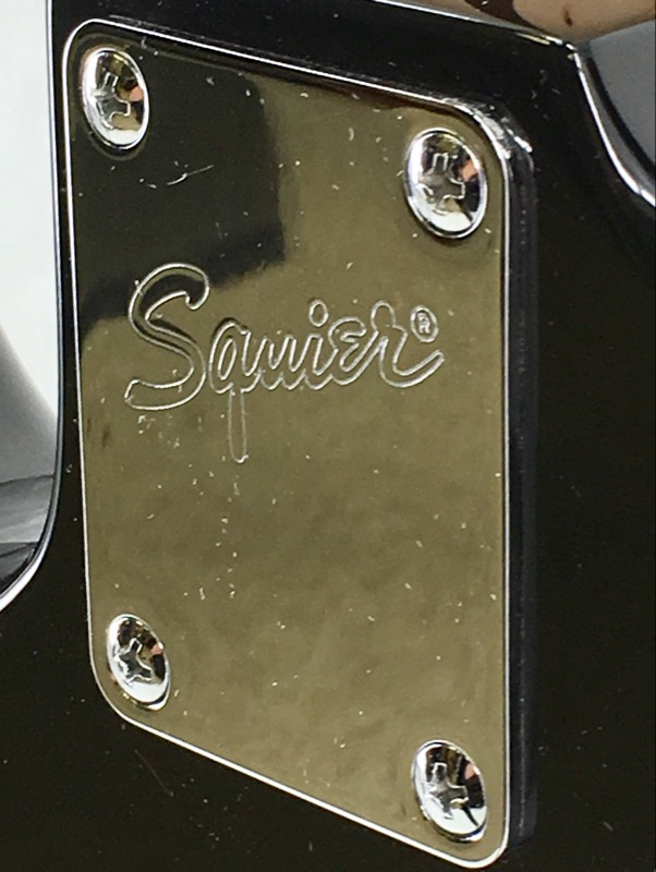 SQUIER PRECISION BASS GUITAR AFFINITY SERIES W CAS