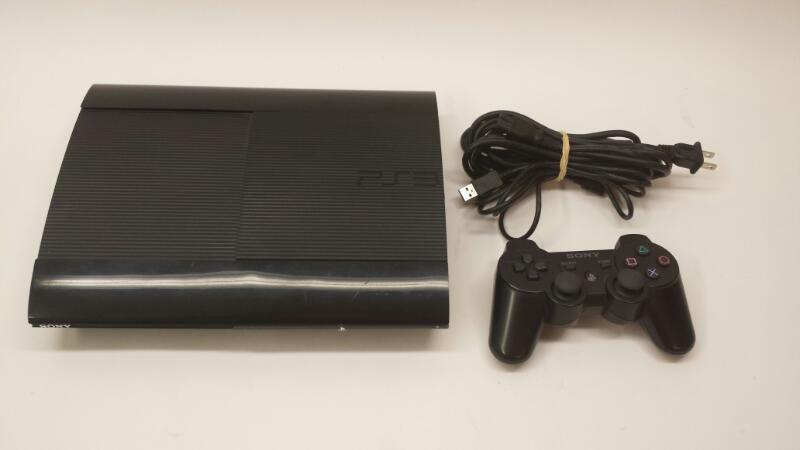 Sony Playstation 3 - 500GB - Super Slim