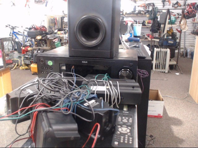 RCA CD Player & Recorder RT2870R