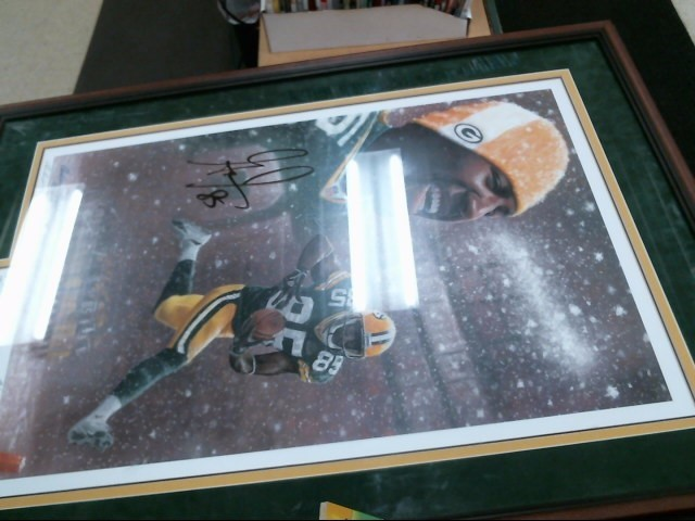 "PACKER ""One of a kind"" PRINT"