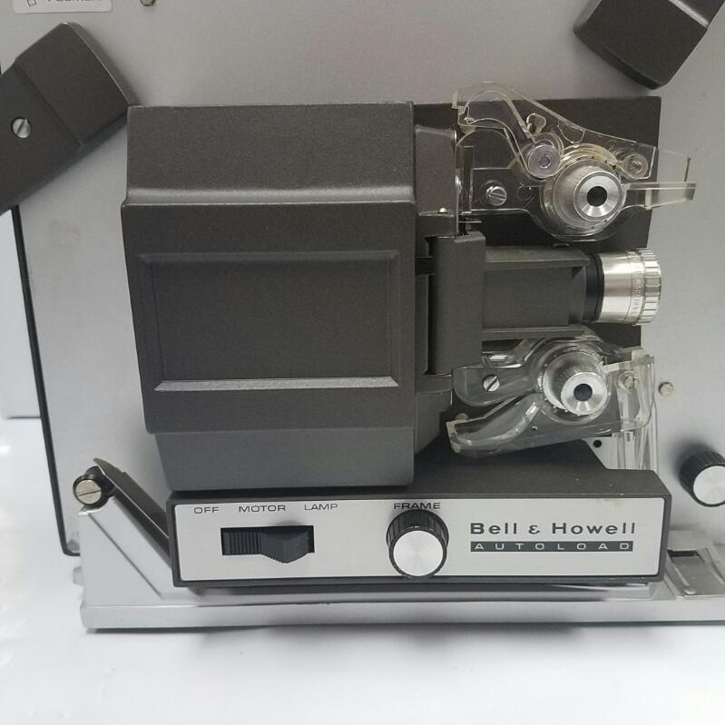 Vintage Bell & Howell Autoload Super 356A 8mm Film Projector
