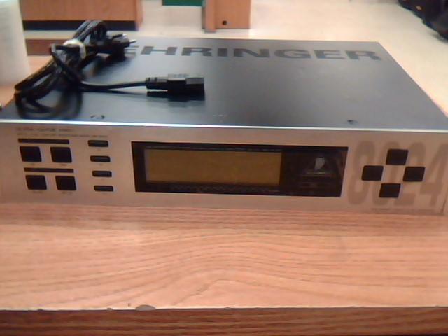 BEHRINGER Effect Equipment DSP8024