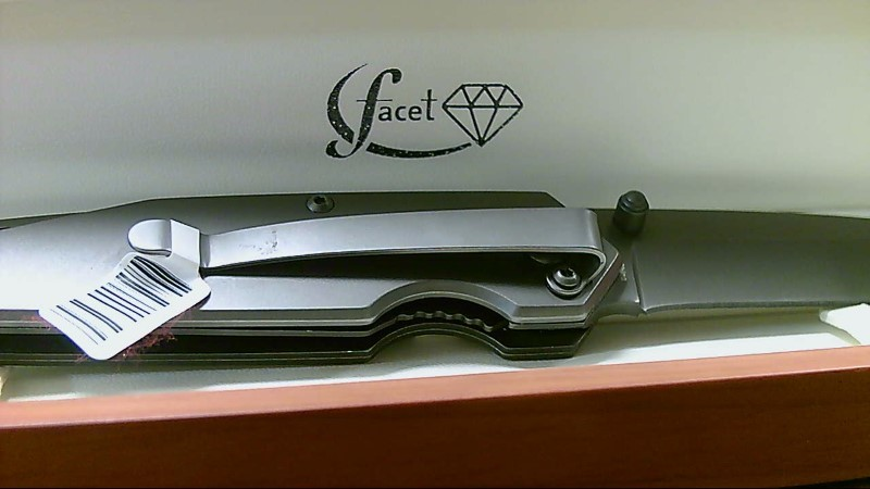 TecX Harley Davidson Folding Pocket Knife