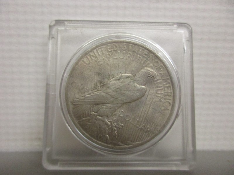 UNITED STATES 1922 PEACE SILVER DOLLAR