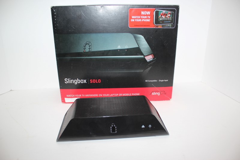 SLINGBOX HOME ENTERTAINMENT SYSTEM