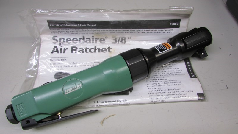 SPEEDAIRE Air Ratchet 2YRF9