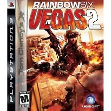 SONY PS3 RAINBOW SIX VEGAS