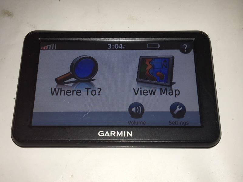 GARMIN GPS System NUVI 50LM