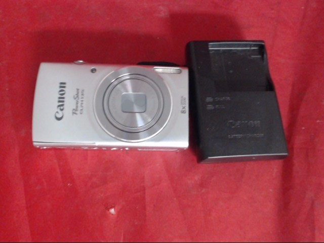 CANON Digital Camera POWERSHOT ELPH 135
