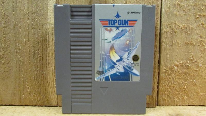 NINTENDO Nintendo NES TOP GUN