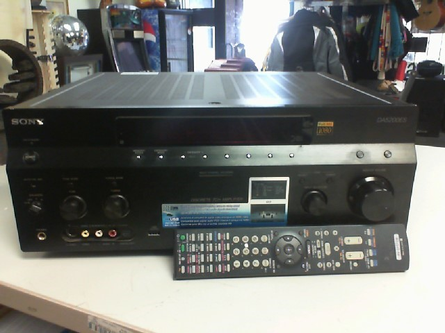 SONY Receiver STR-DA5200ES