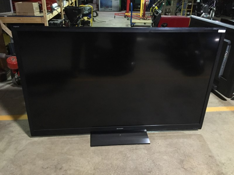 "SHARP 70"" LCD Flat Panel Television LC-70LE600U"