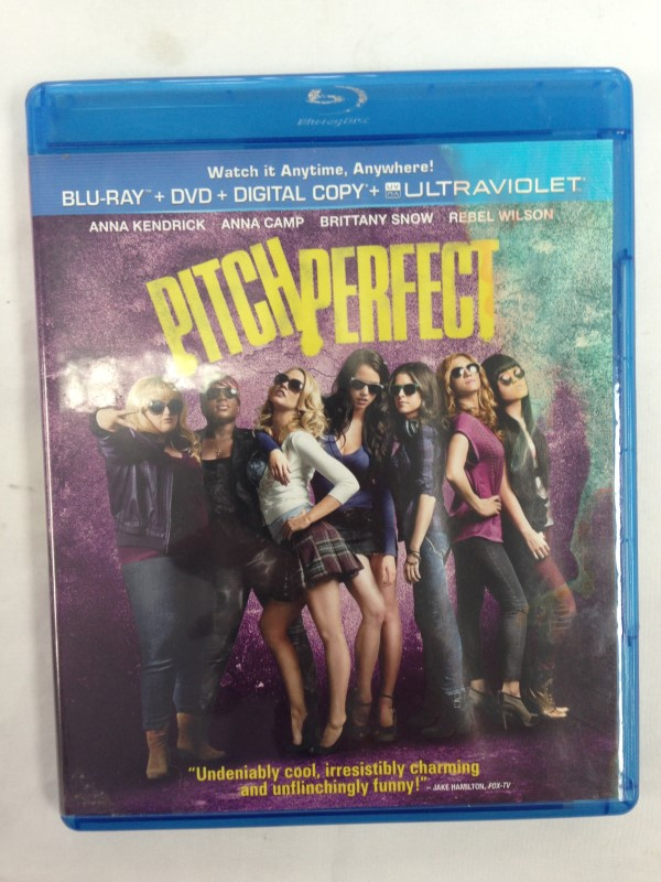 Blu-Ray PITCH PERFECT