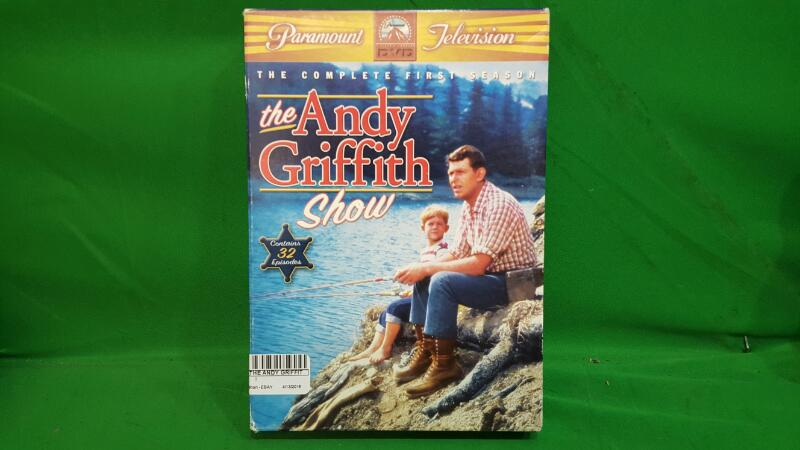The Andy Griffith Show (2004, 4-disc, DVD Set) The Complete 1st Season