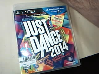 SONY Sony PlayStation 3 Game JUST DANCE 2014