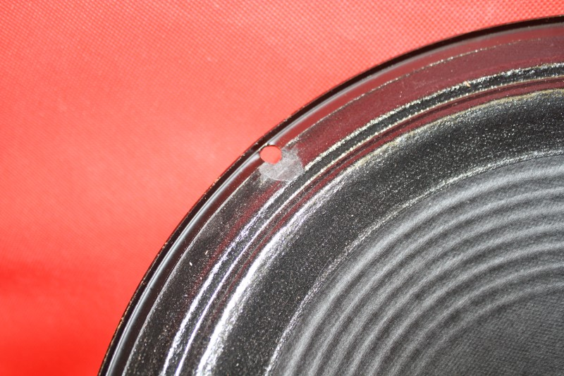 Peavey Blue Marvel 1x12 8 ohm Guitar Speaker.