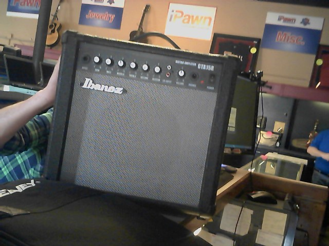IBANEZ Electric Guitar Amp GTA15R