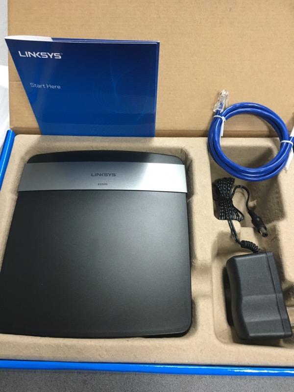 LINKSYS Modem/Router N600 E2500