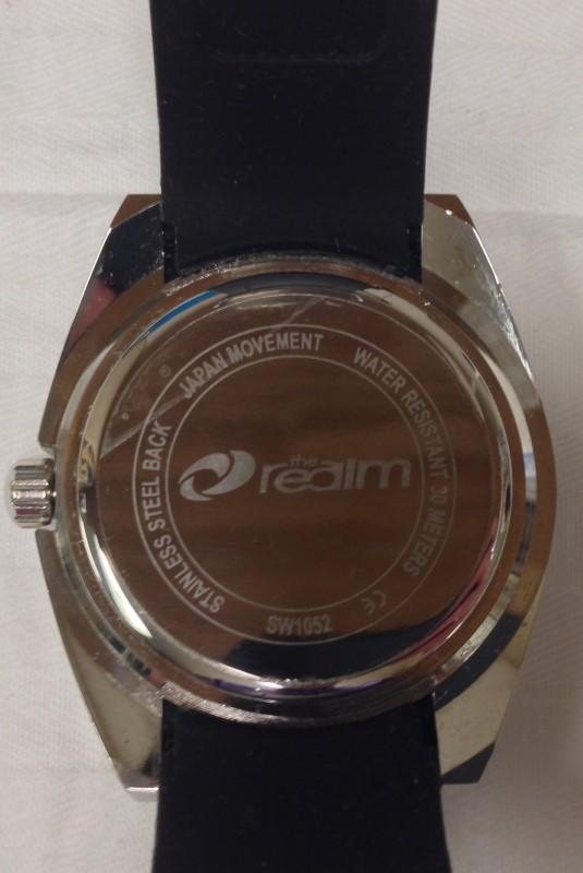 THE REALM GENT'S WRISTWATCH SW1052