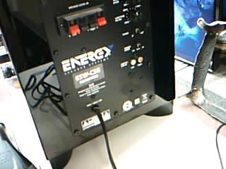 ENERGY Speakers/Subwoofer ESW-CS8