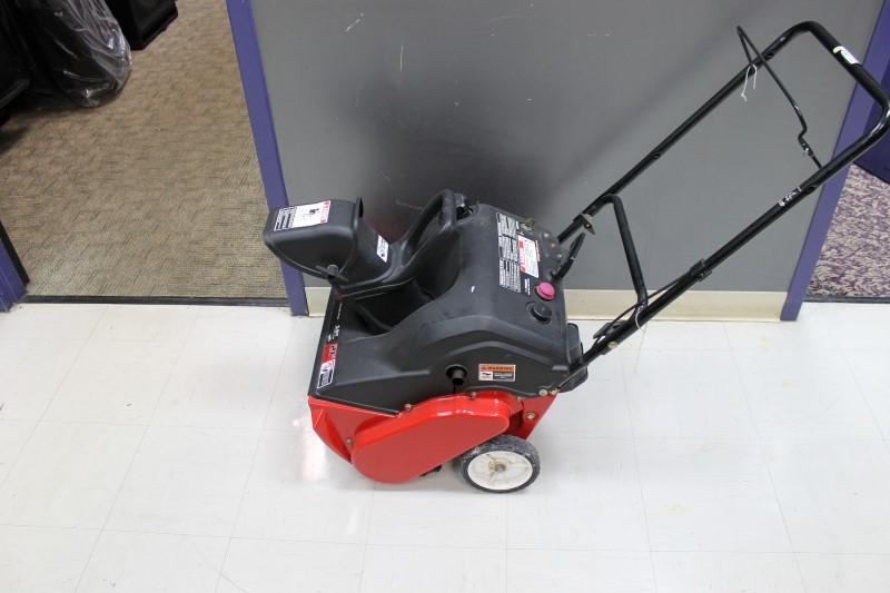 Yard Machines Snow Blower 31AS230-729