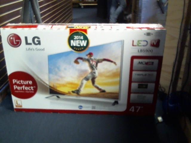 LG Flat Panel Television 47LB5900