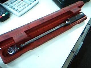 Mac Tools TWF675A Torque Wrench