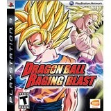 PlayStation 3: Dragon Ball Raging Blast