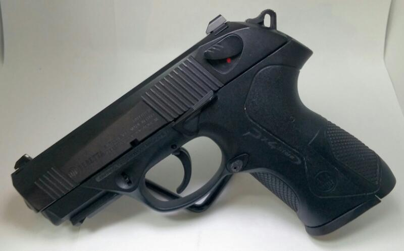 BERETTA PX4 STORM 9MM W/ CASE & 2 MAGS